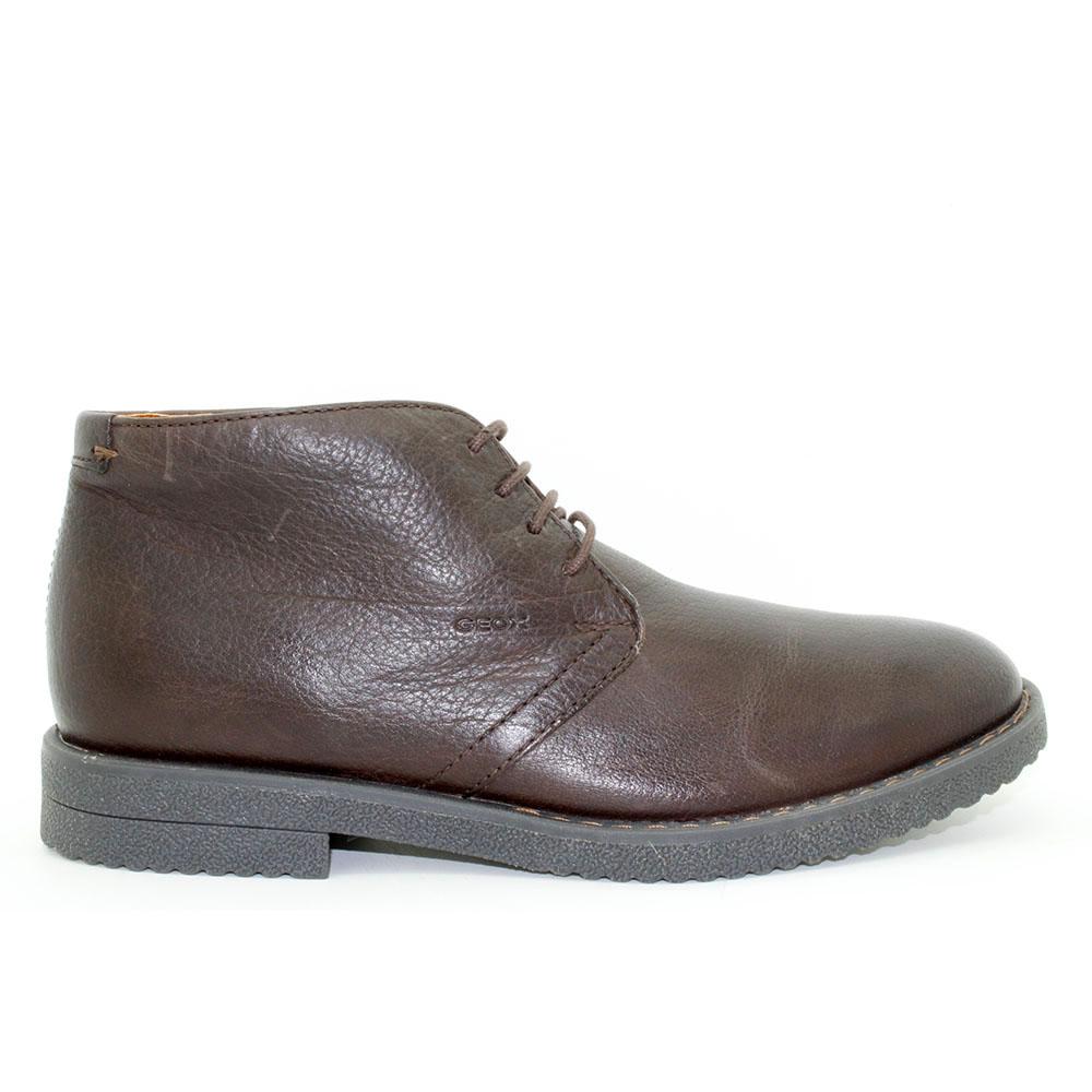 GEOX U743ME00090C6009 U BRANDLED E Coffee Ankle boots Men  70865871be4