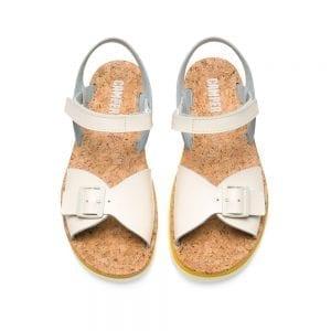 Camper Oruga K200631-001 Flat Shoes Women