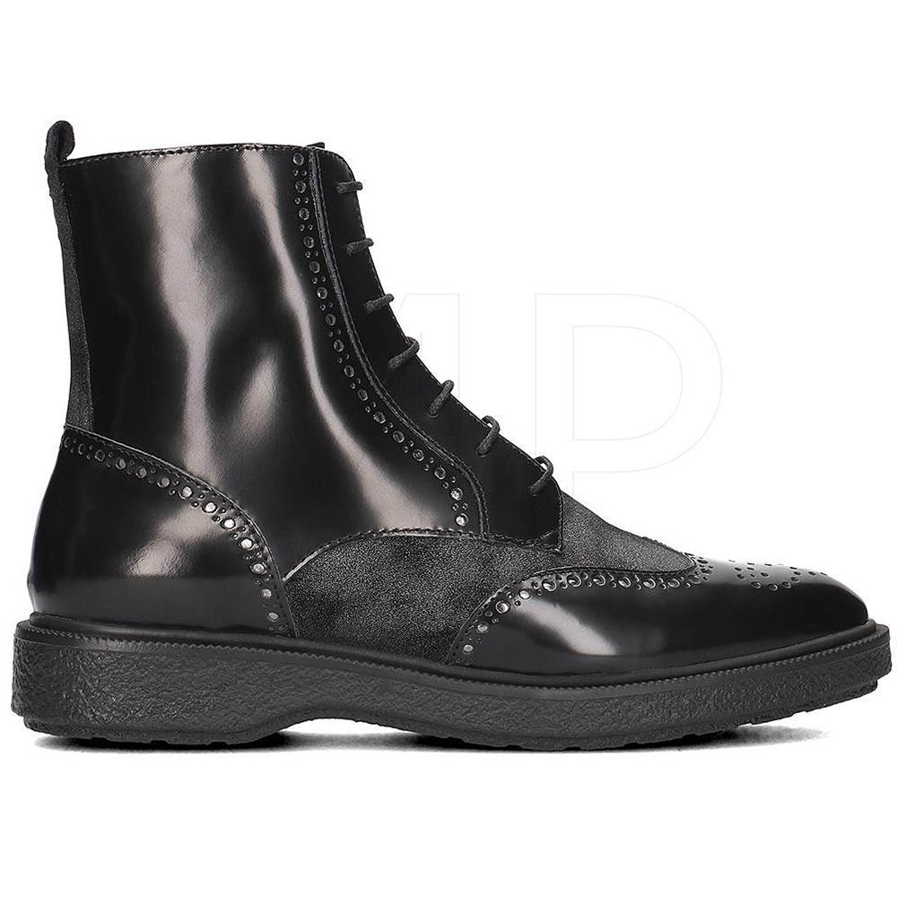 Oficiales con las manos en la masa Transitorio  Geox Prestyn D745WA038PVC9999 Ankle Boots Women   Επίσημο Camper ...